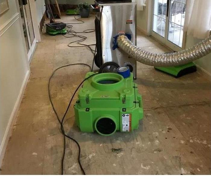 Commercial Water and Mold Loss