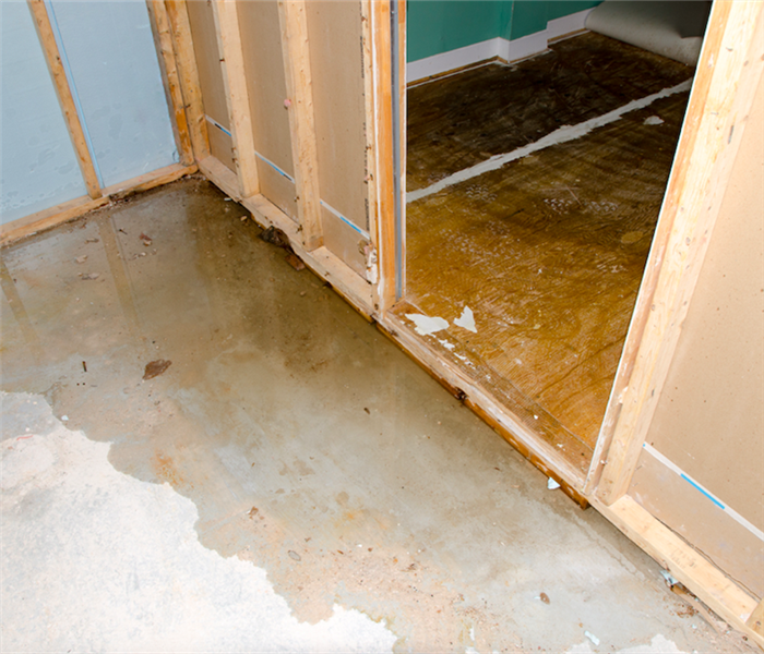 Water Damage Water Damage Remediation In Pottsville: What The Professionals Do